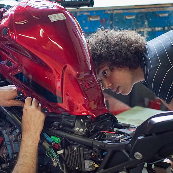 Motorfietsonderhoud